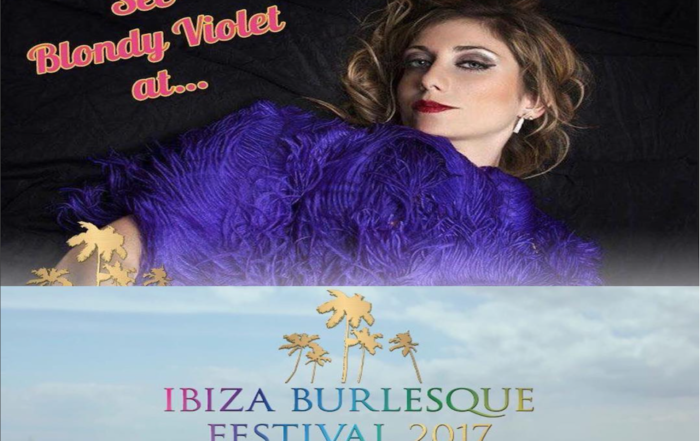 2017_10_06-07 - First Ibiza Burlesque Festival - Blondy Violet