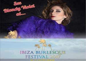 Ibiza Burlesque Festival - October 2017 - ADV IMAGE - Rights Reserved: Lucas Ranzuglia