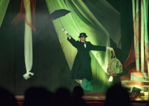 Vintage Circus & Burlesque - May 2018 @ Teatrò, Abano Terme - The True Story of Mary Poppins - Rights Reserved: Carlo Schiller