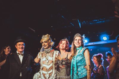 Chez Nous Burlesque Contest - April 2018 @ Teatro Petrolini, Rome - The True Story of Mary Poppins - WINNER BEST COMEDY - Rights Reserved: Ramy Elkot