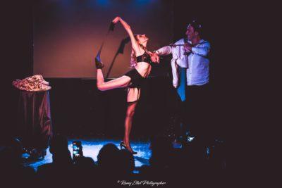 Chez Nous Burlesque Contest - April 2018 - Rights Reserved: Ramy Elkot