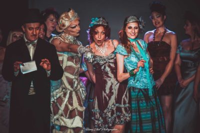 Chez Nous Burlesque Contest - April 2018 @ Teatro Petrolini, Rome - The True Story of Mary Poppins - WINNERS ANNOUNCEMENT - Rights Reserved: Ramy Elkot