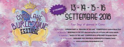 2018_09_13-16 - Como Lake Burlesque Festival - 5a edizione