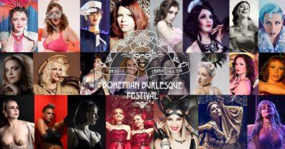 2018_10_17 - Cover PROMO - Bohemian Burlesque Festival