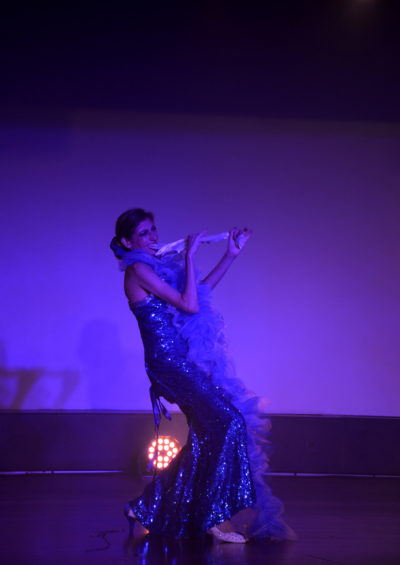 "2018_11_03 - 3rd Bohemian Burlesque Festival - Bohemian Market Prague @ Tresor Club - ""FALSEBOOK"" - ph. credit: Iva Zur"