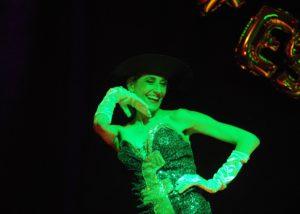 """2018_09_13 - 5th Como Lake Burlesque Festival - Princess Night @ Joshua Blues Club - """"FALSE-BOOK"""" - ph. credit: Salvatore Grasso"""