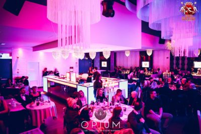 """2019_02_02 - 3rd Funny Burlesque Contest - """"STILL LIFE"""" photo-project presentation - OPIUM CLUB PANORAMIC VIEW"""