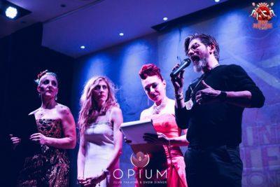 "2019_02_02 - 3rd Funny Burlesque Contest - ""STILL LIFE"" photo-project presentation"