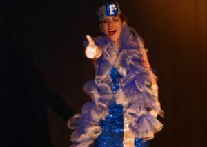 "2019_12_22 - StriPMas Christmas Show @ Compagnia Fuori Scena - ""FALSE-BOOK"" - Ph. Davide Bella"