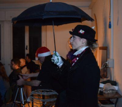 "2019_12_22 - StriPMas Christmas Show @ Compagnia Fuori Scena - ""THE TRUE STORY OF MARY POPPINS"" - Ph. Davide Bella"